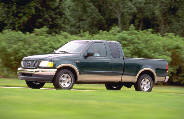 1999 Ford F-150 #10