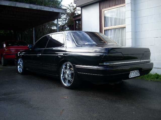 1998 Nissan Laurel #10