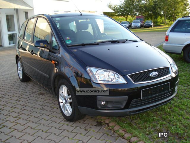 2005 Ford C-MAX #15