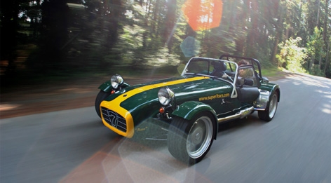 Caterham Super 7 #16