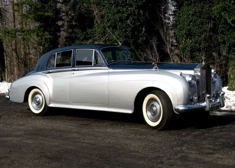 1960 Rolls royce Silver Cloud #8