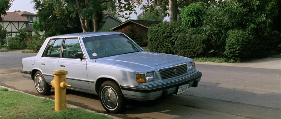 1985 Plymouth Reliant #5
