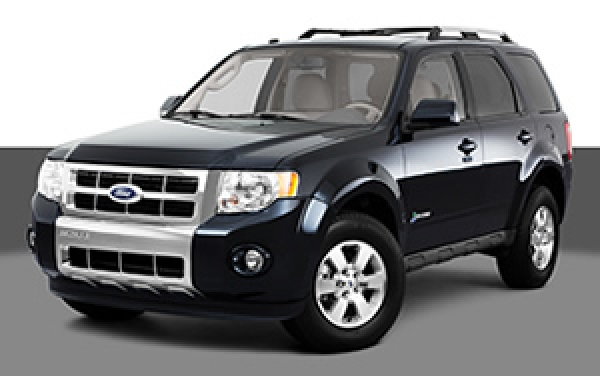 2011 Ford Escape Hybrid #2