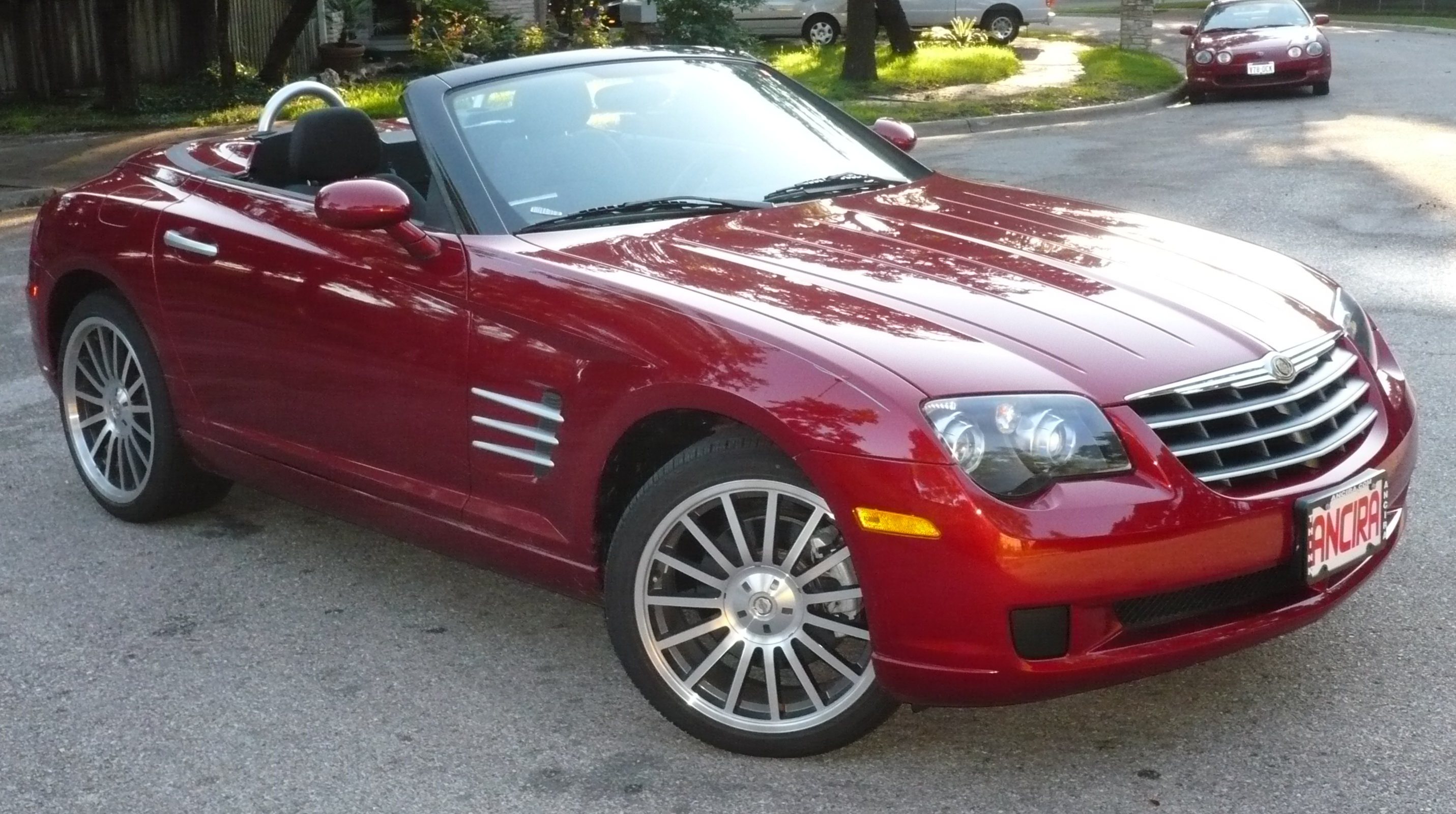 2007 Chrysler Crossfire #10