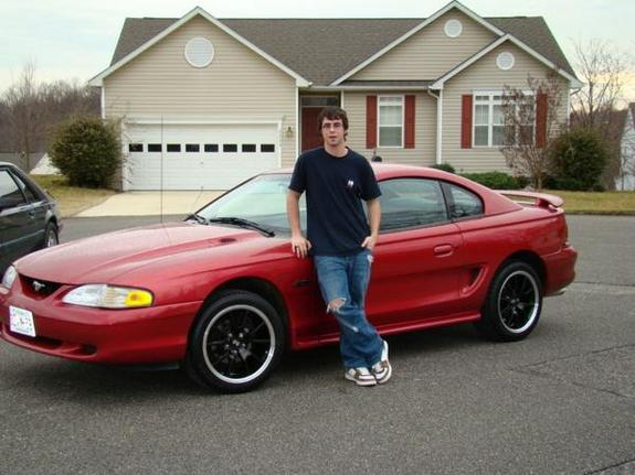 1997 Ford Mustang #12