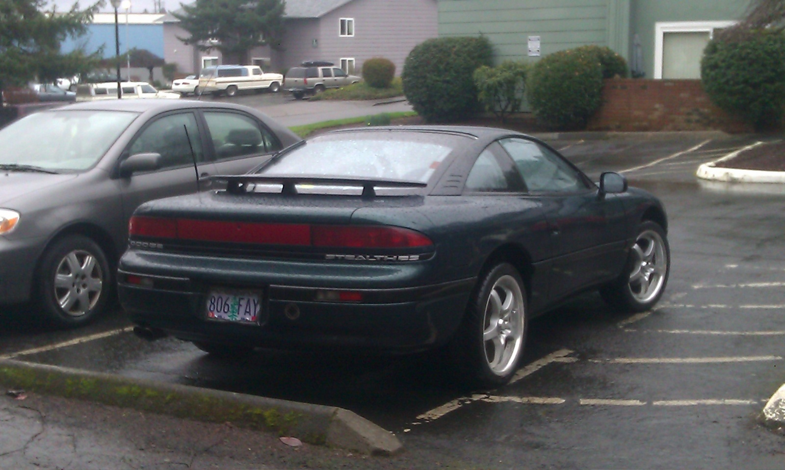 1992 Dodge Stealth #13