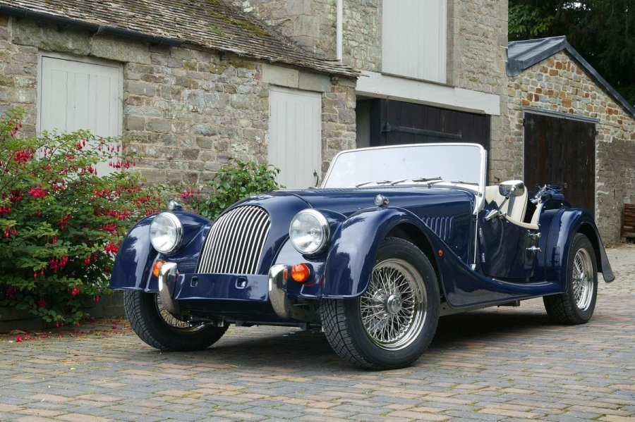 Morgan Plus 4 #3