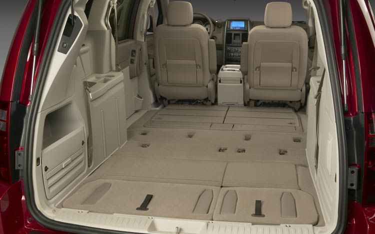 2008 Chrysler Town And Country #13