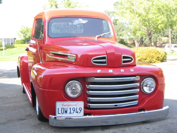 1949 Ford F #9