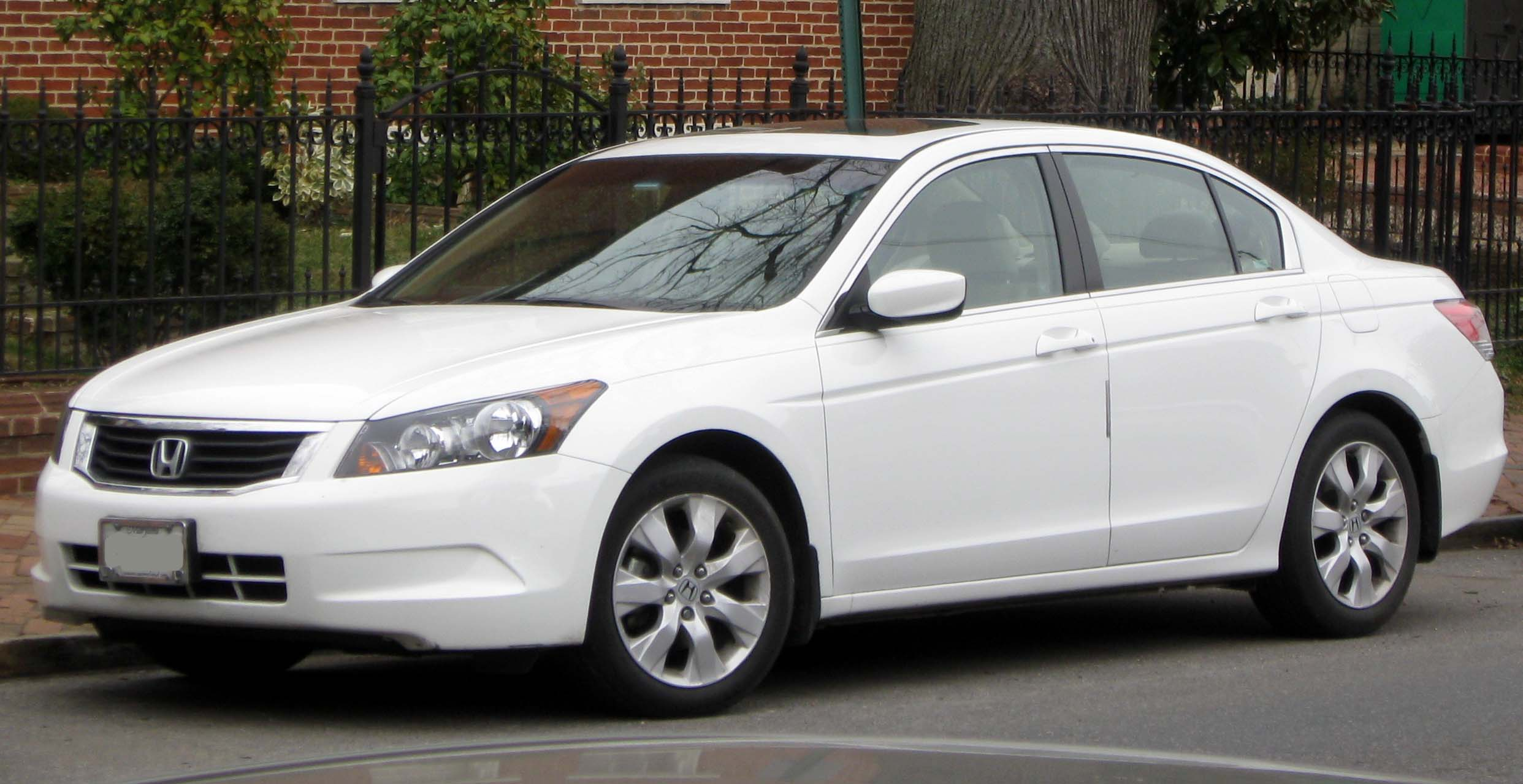 2008 Honda Accord #1