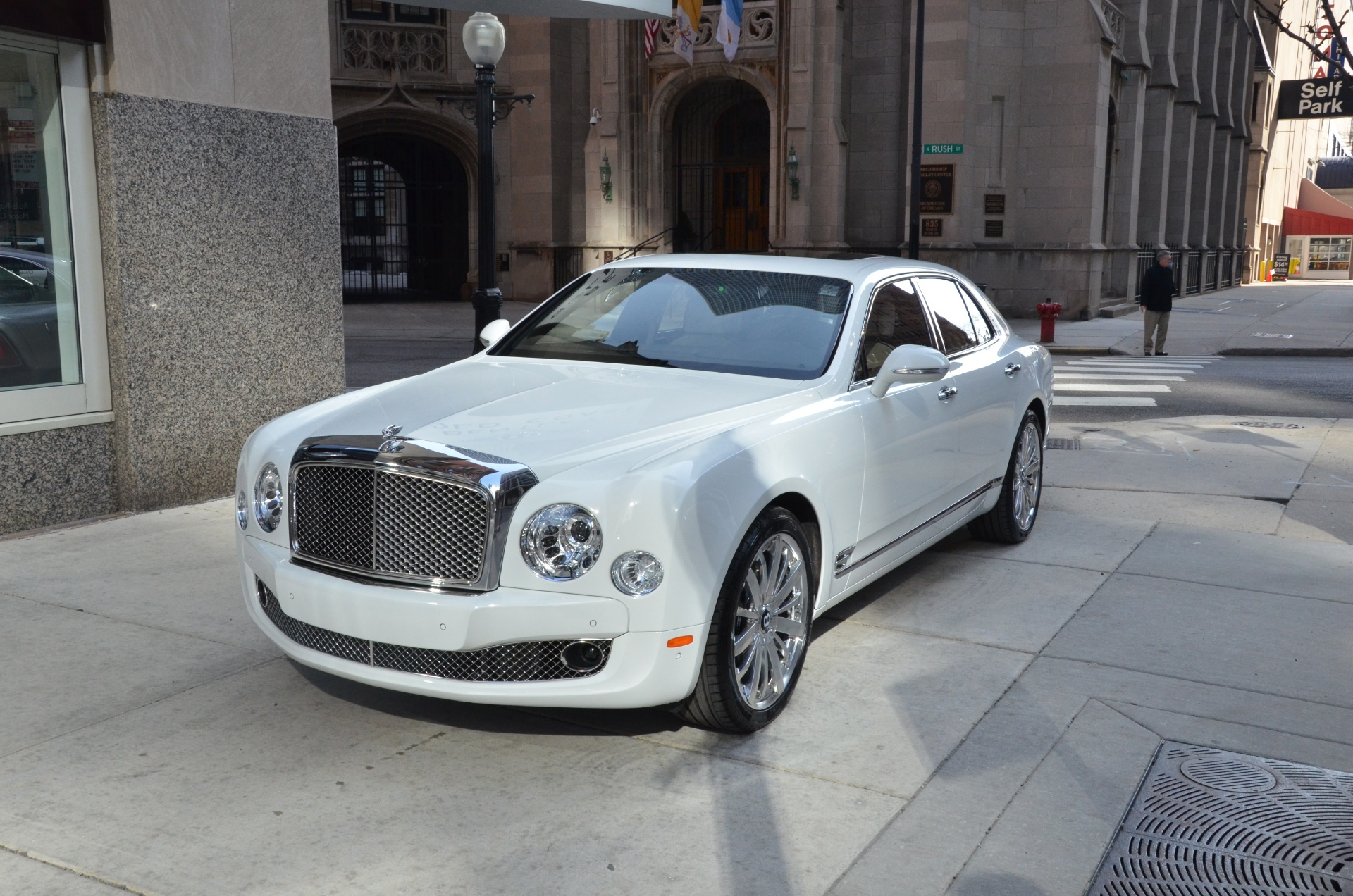 2013 Bentley Mulsane #10