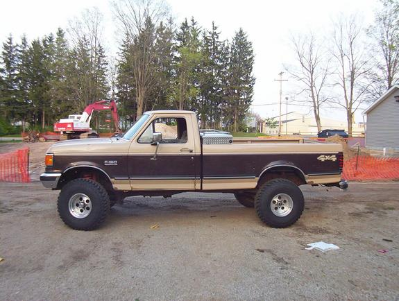 1991 Ford F-150 #13