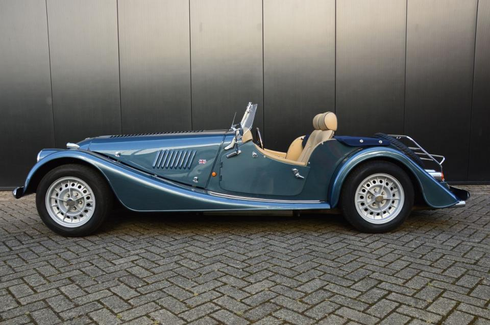 1990 Morgan Plus 4 #10