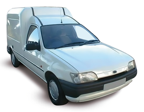 1989 Ford Courier #3