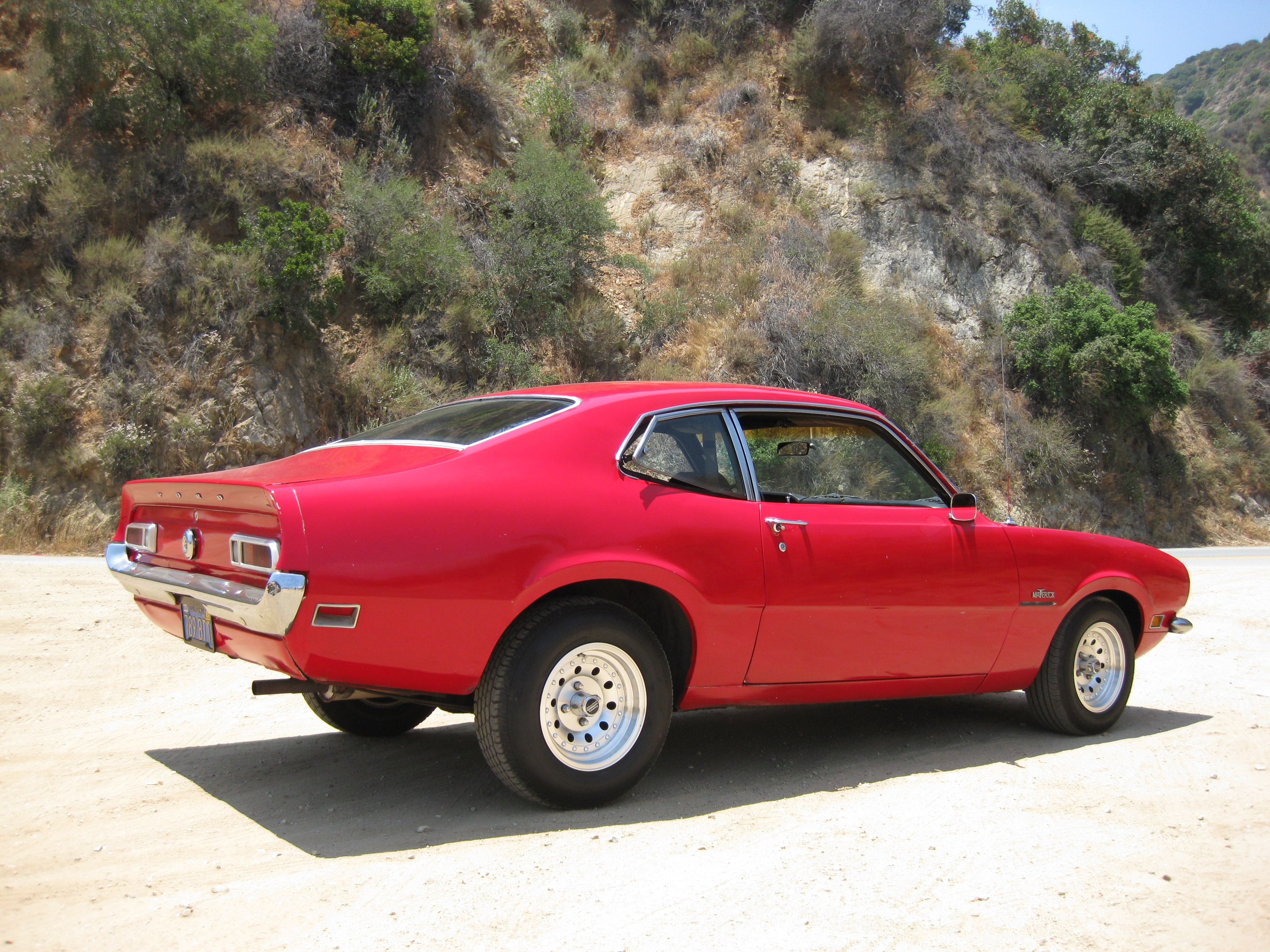1970 Ford Maverick #16