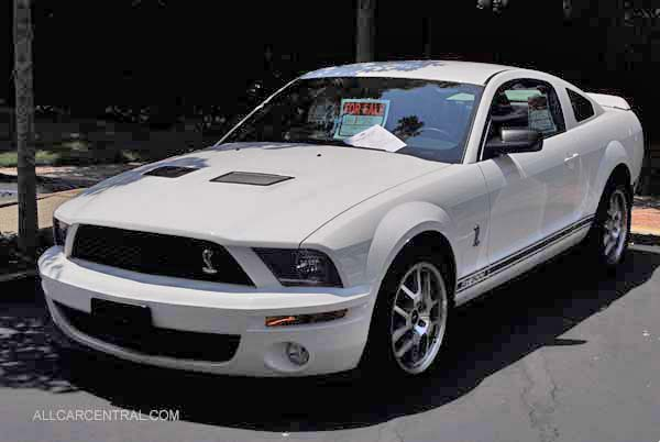 2008 Ford Shelby GT 500 #10