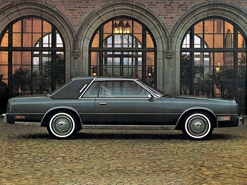 1980 Chrysler Cordoba #5