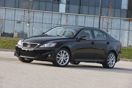 2012 Lexus Is 250 #7