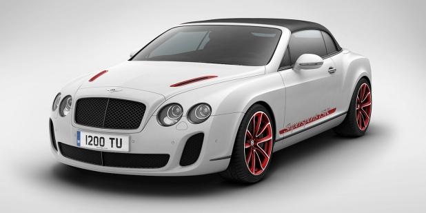 Bentley Continental Supersports Convertible #10