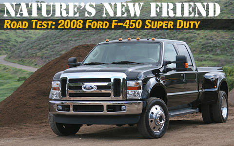 2008 Ford F-450 #3