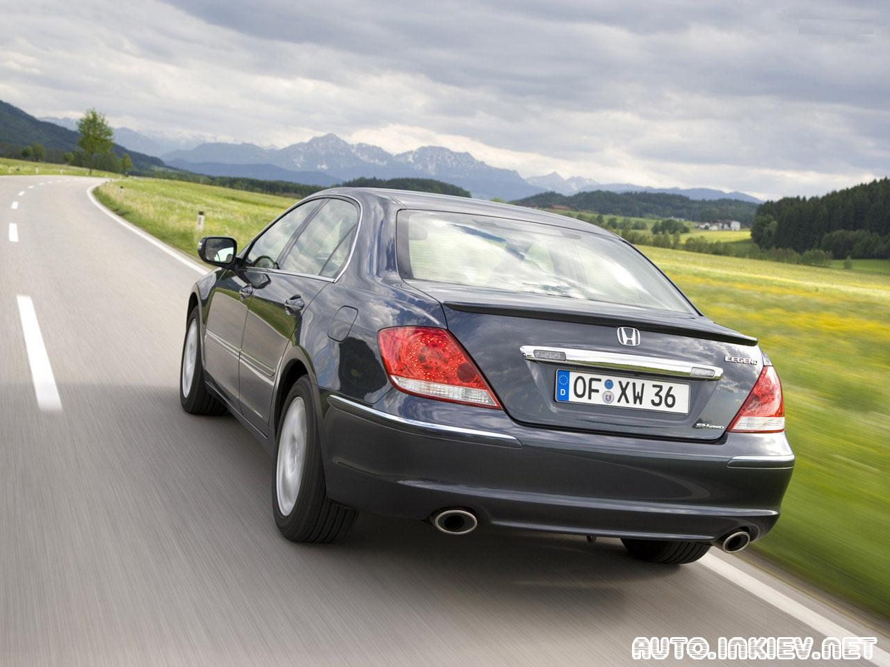 2006 Honda Legend #5