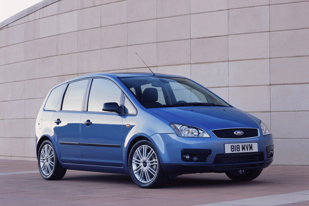 2005 Ford C-MAX #7