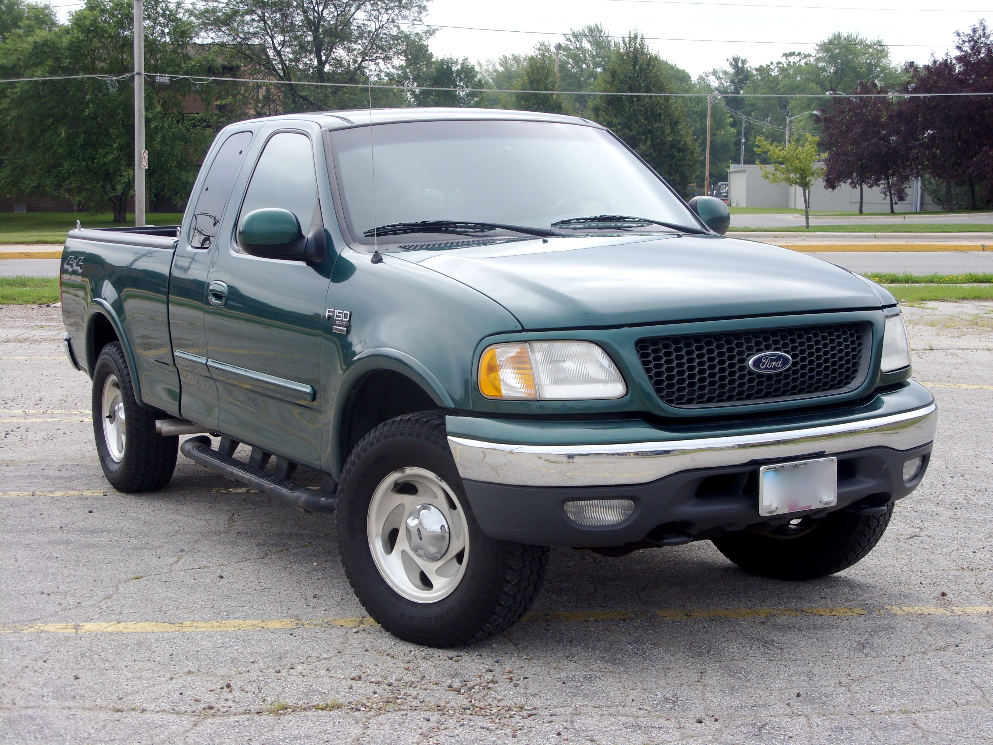 2000 Ford F-150 #3