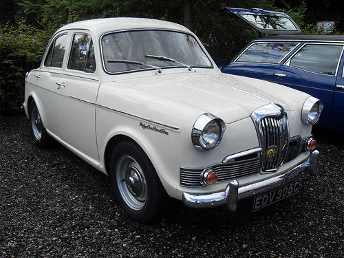 1965 Riley One-Point-Five #13