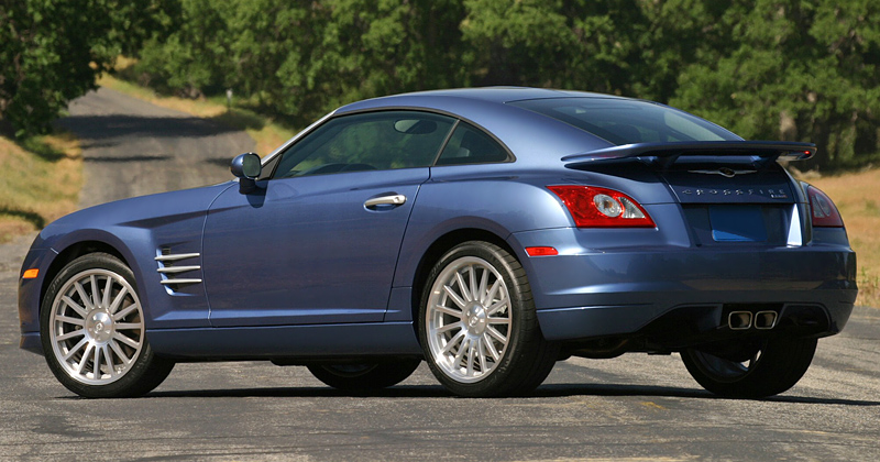 2005 Chrysler Crossfire #4