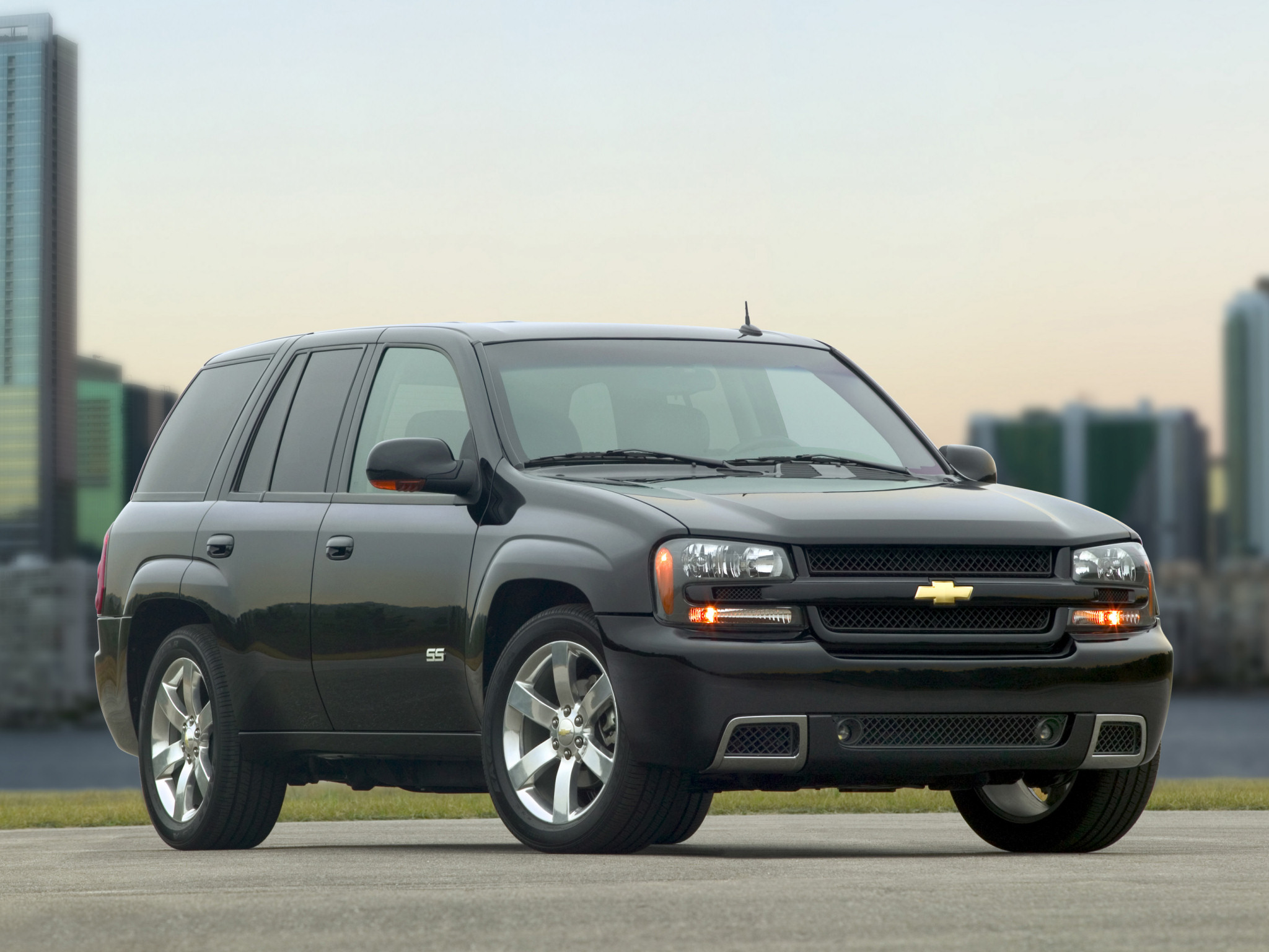 2008 Chevrolet Trailblazer #3