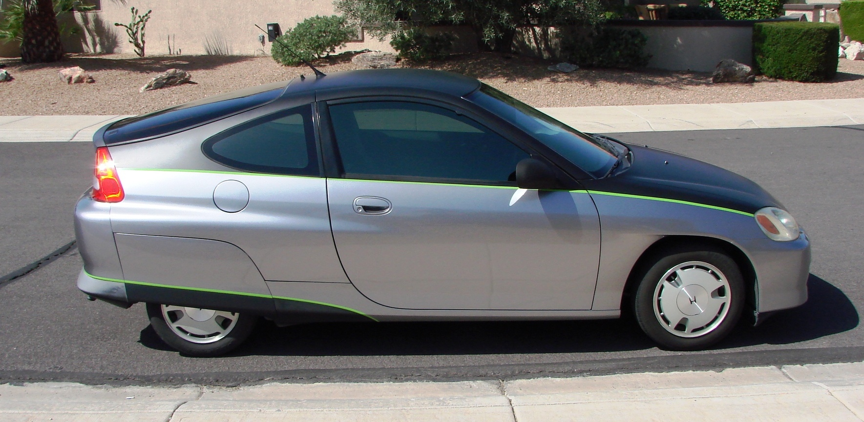 2000 Honda Insight #9