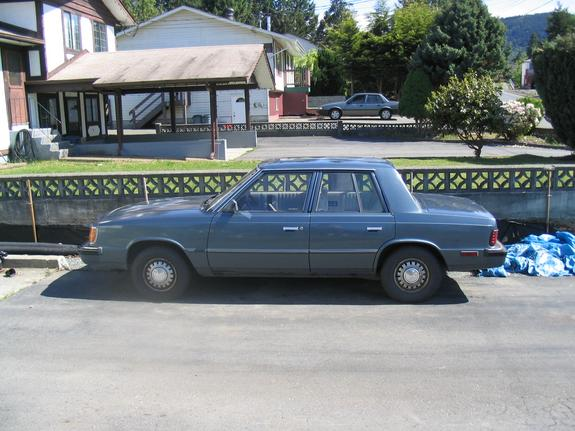 1985 Plymouth Reliant #11
