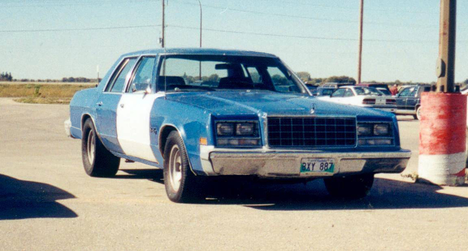 1981 Chrysler Newport #13
