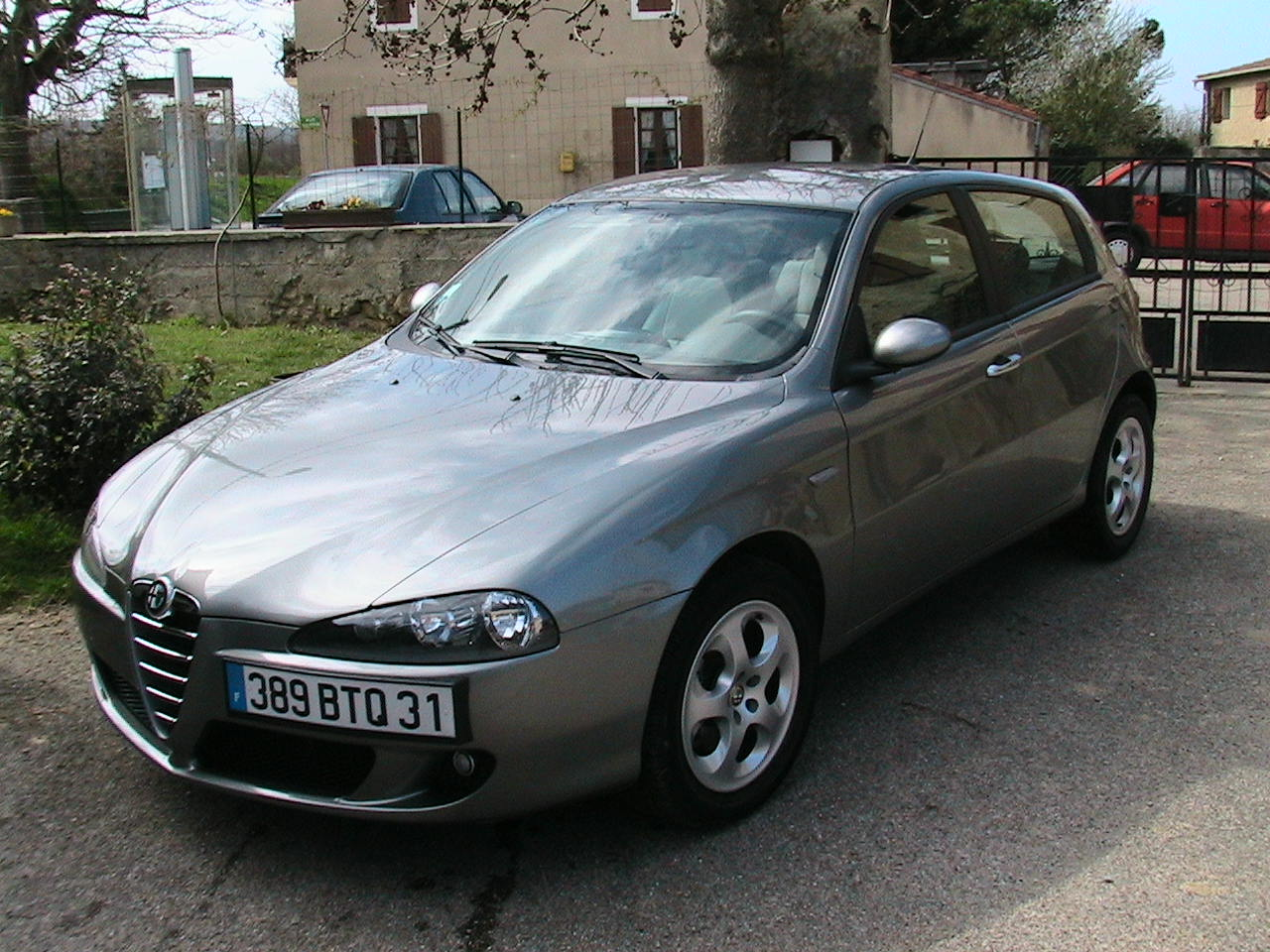 2006 alfa romeo 147 photos informations articles. Black Bedroom Furniture Sets. Home Design Ideas
