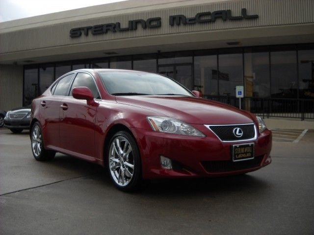 2008 Lexus Is 350 #13