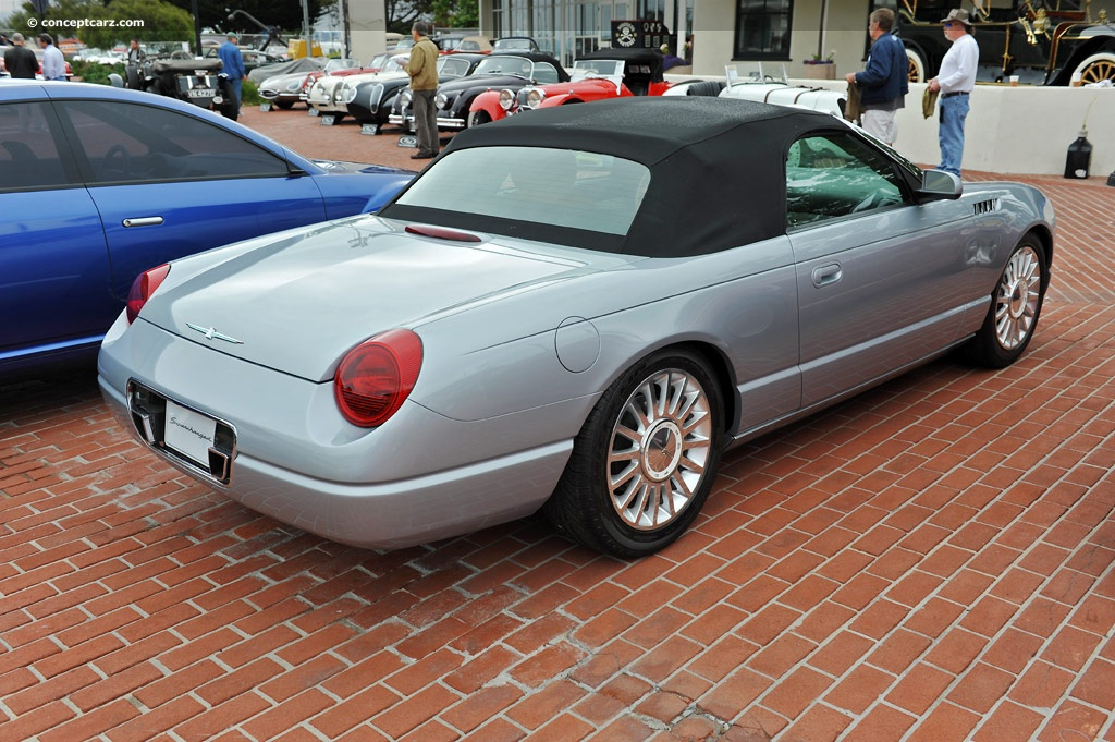2003 Ford Thunderbird #3