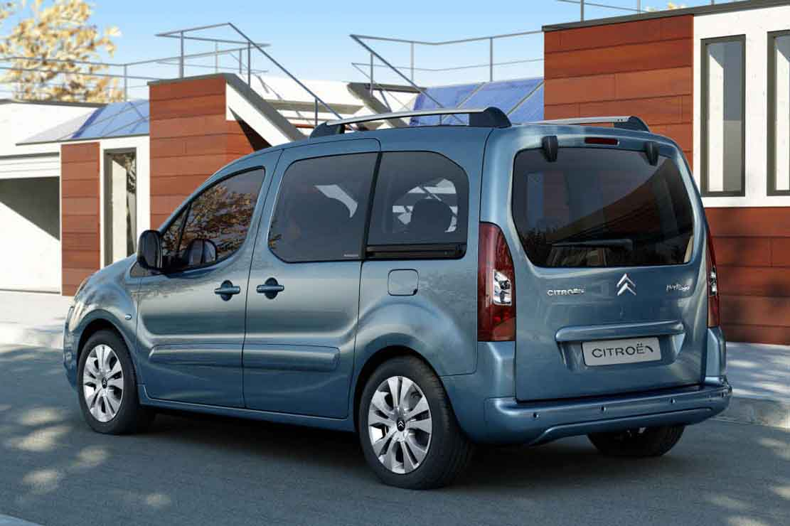 2010 Citroen Berlingo #10