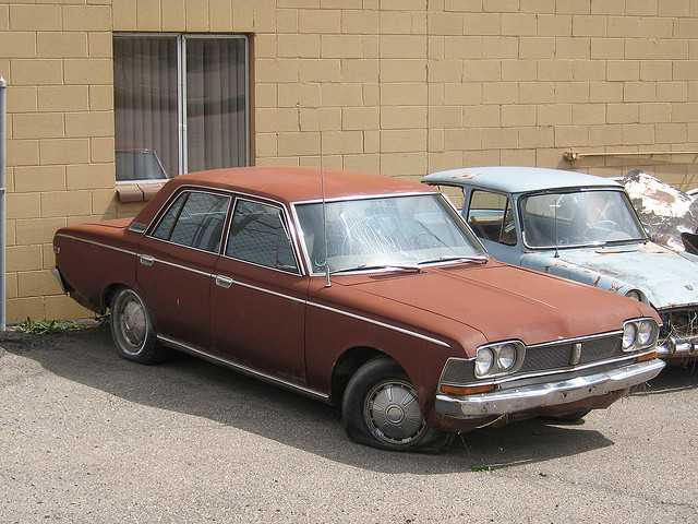 1967 Toyota Crown #14