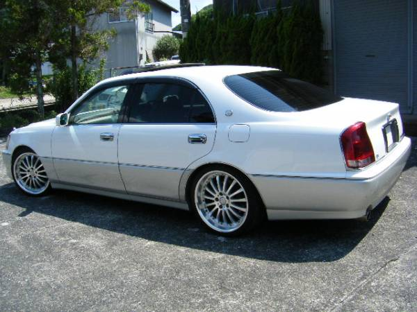 2003 Toyota Crown #12