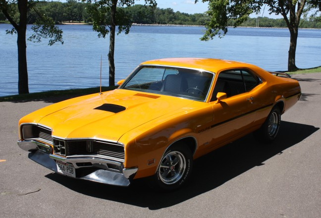 Mercury Cyclone #10