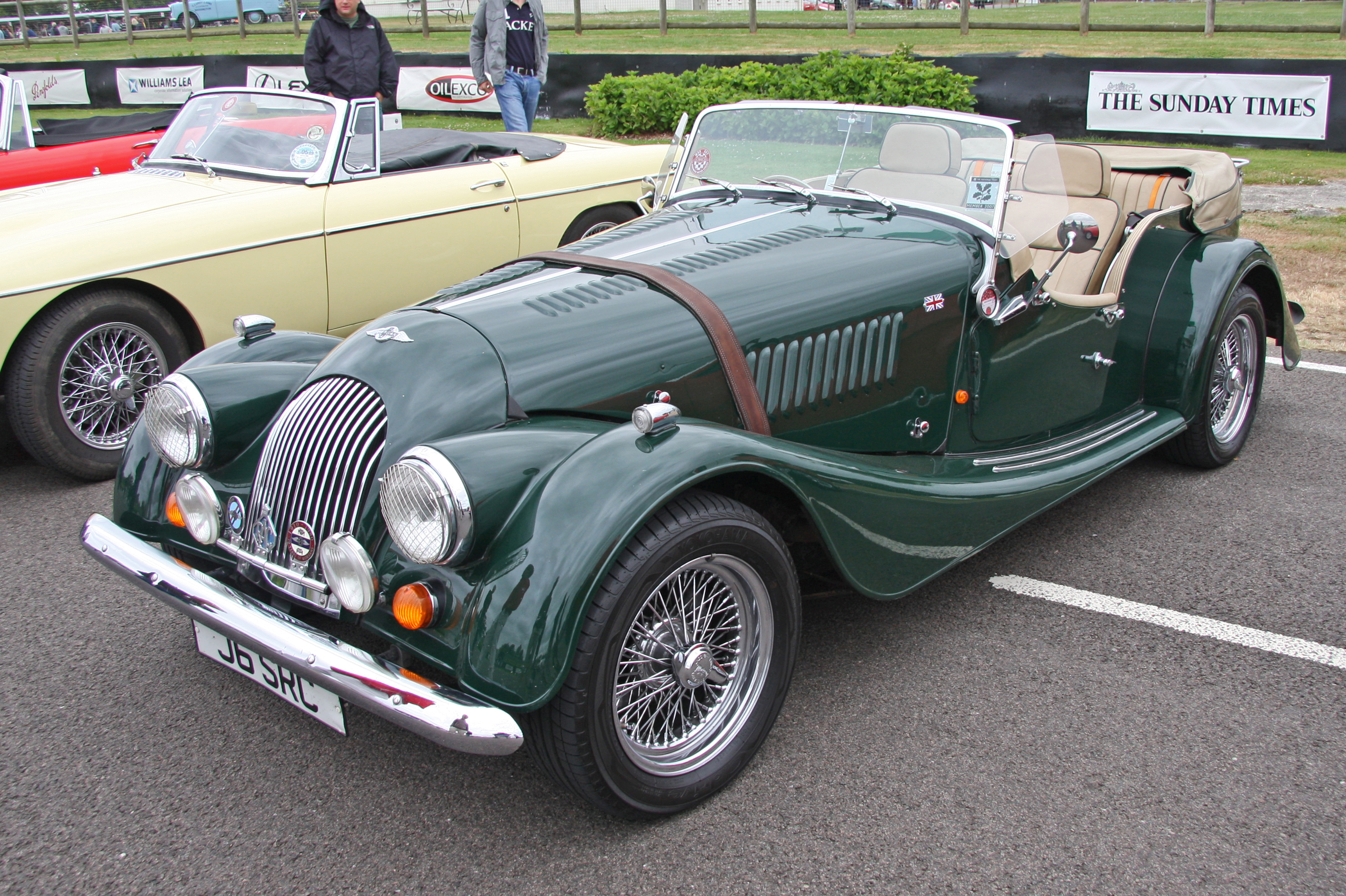 Morgan Roadster #4