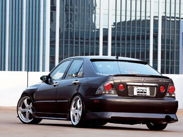 2003 Lexus Is 300 #4