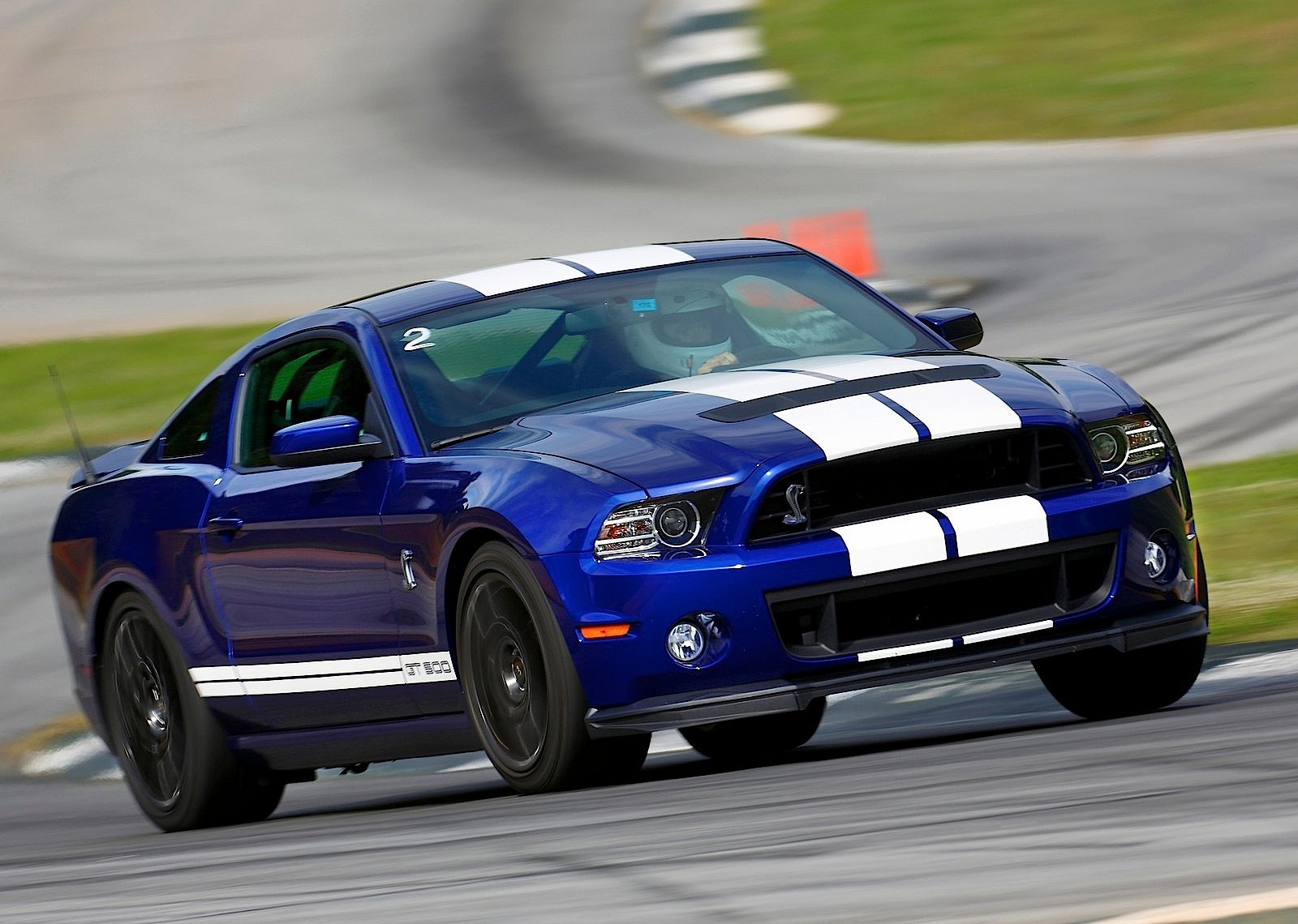 2012 Ford Shelby Gt500 #2