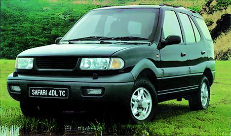 2000 Tata Safari #7