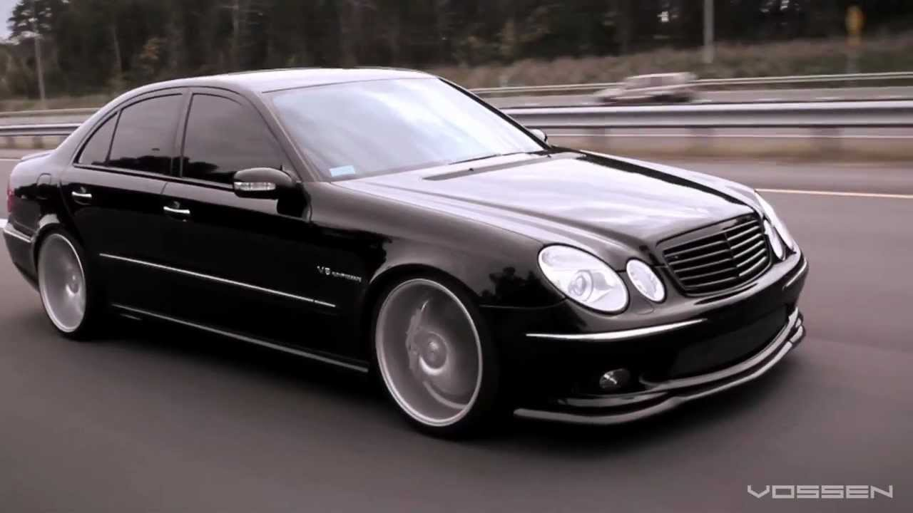 Mercedes Benz E55 Amg Photos Informations Articles
