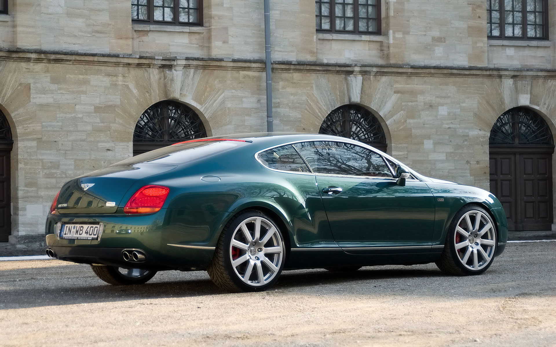 2009 Bentley Continental Gt #14