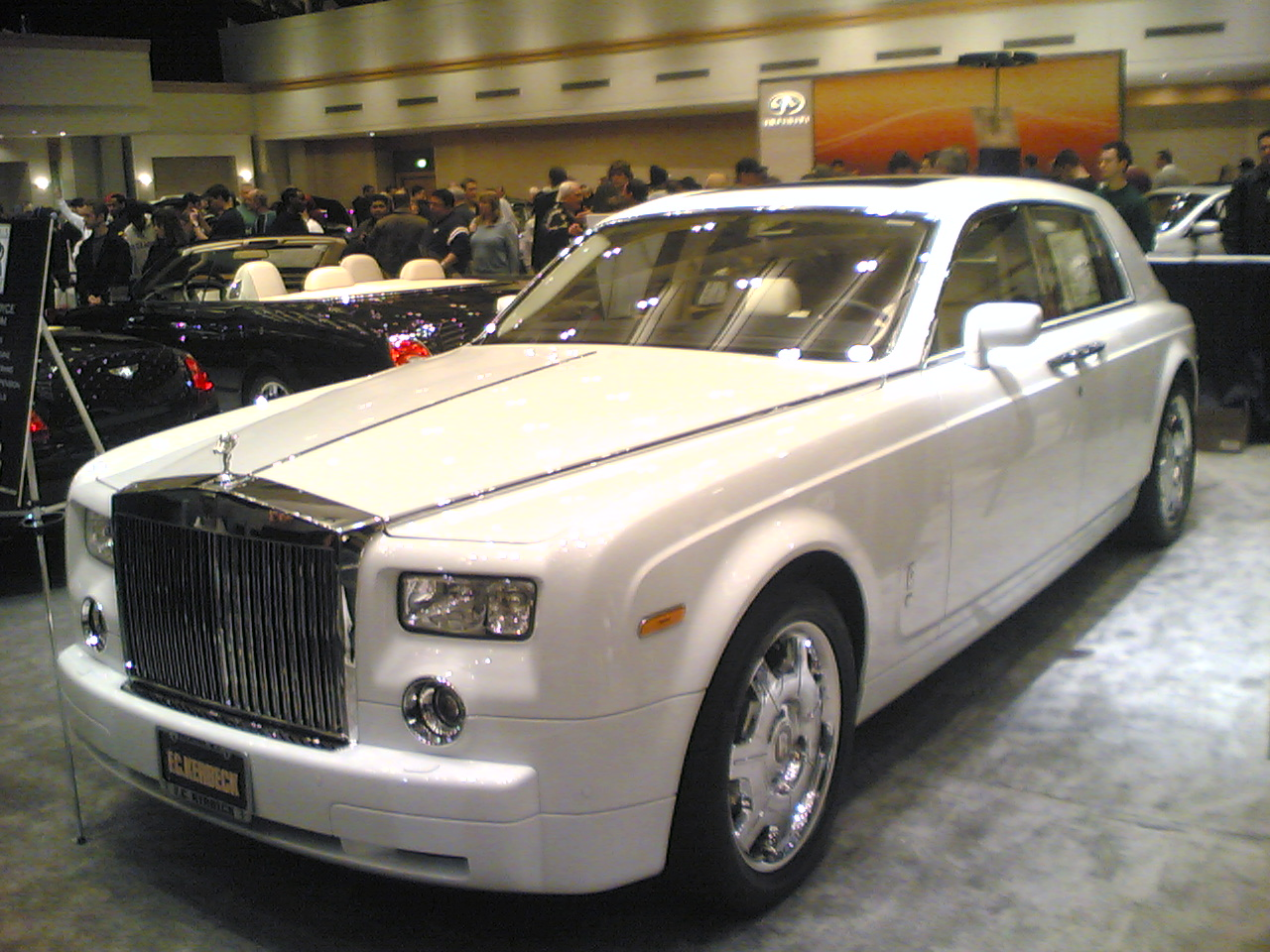 2008 Rolls royce Phantom #14