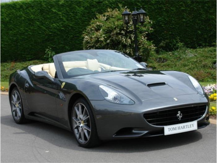 2009 Ferrari California #11