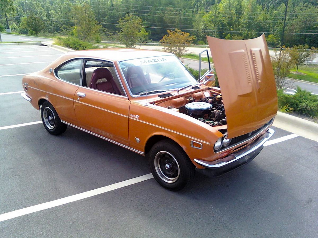 1972 mazda rx 2 photos informations articles. Black Bedroom Furniture Sets. Home Design Ideas