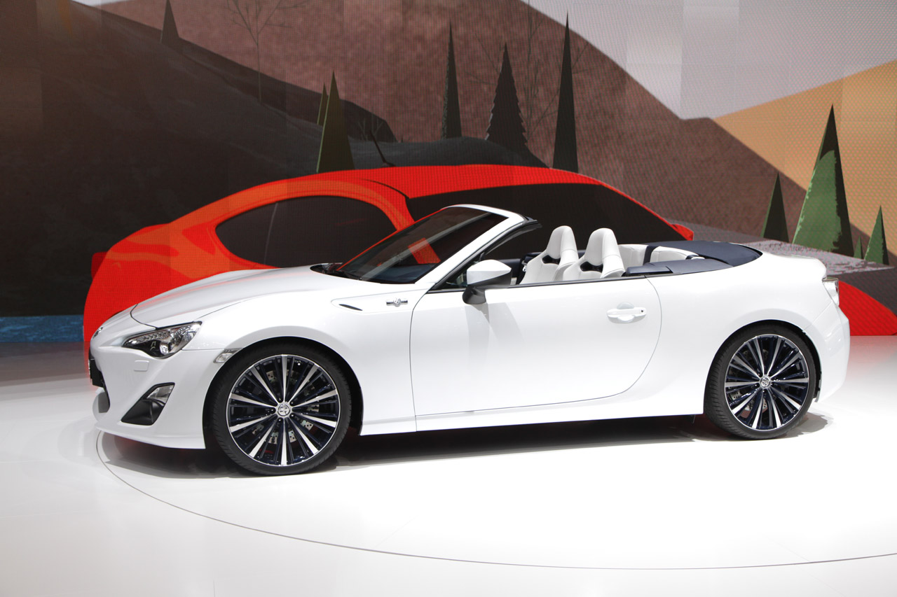 2014 Scion Fr-s Convertible #6